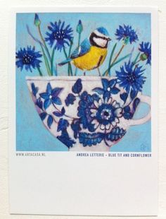 Art Floral, Illustrations, Illustration Art, Bird Doodle, Banksy Art, Bird Quilt, Paintings I Love, Naive Art, Russian Art