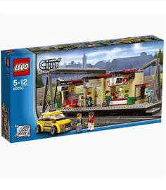 Lego Железнодорожная