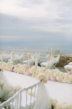 Photography: Jimena Roquero - jimenaroquero.com  Read More: http://www.stylemepretty.com/destination-weddings/2015/04/10/romantic-summer-spanish-wedding/