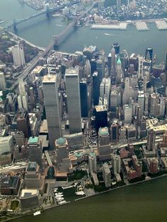 Upstate New York – Enjoy the Great Outdoors! World Trade Center Nyc, Trade Centre, Manhattan New York, Photographie New York, 11 September 2001, New York City, Vintage New York, Famous Places, Monuments