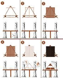 ber ideen zu stelzenhaus selber bauen auf pinterest stelzenhaus weidentipi und. Black Bedroom Furniture Sets. Home Design Ideas