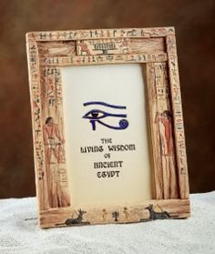 Egyptian Picture Frame 29 99