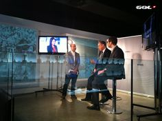 """Presentation to the media of our coverage of """"El Clásico"""", Barça-Real Madrid, in Barcelona"""