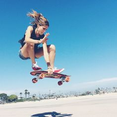 The widest variety of the latest skate board outfit in stock now. Longboards, Girls Skate, Skate And Destroy, Skate Style, Skateboard Girl, Skateboards, Surfing, Thing 1, Photography