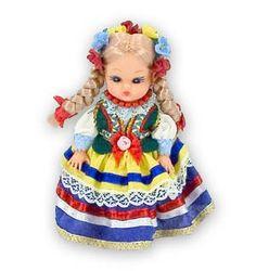 Lublin Girl Baby Style Polish Doll