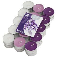 Dedeman Lumanare Tea-Light 30Buc/Set Lavanda - Lumanari - Accesorii deco - Decoratiuni - Dedicat planurilor tale