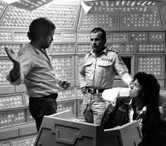 http://www.indiefilmacademy.com/qa-with-ridley-scott-about-alien/ _  MU-TH-UR - Ripley and Ash with Ridley Scott