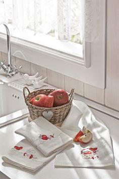 Apple Mutfak Peçetesi