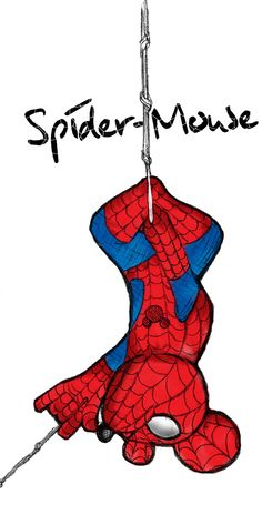 C´mon, I´m sure I wasnt the only one who tought it when find out the big new. xD Mickey Mouse is copyright of Disney Spider-man is. Disney And More, Disney Love, Disney Mickey, Walt Disney, Mickey Mouse Pictures, Mickey Mouse And Friends, Autograph Book Disney, Avengers Superheroes, Disney Planning