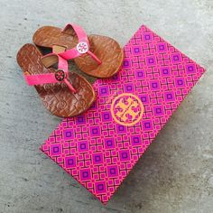 ✨✨{Tory Burch} Bloom Thora Sandals These are Bloomingdales' Exclusive. Color: bloom (pink). Fit true to size. Brand new in box, made in Dominican Republic. ❗️Price is firm, even when bundled❗️  ❌ No Trades/ No PayPal  ❌ No Lowballing  ✅ Bundle Discounts ✅ Ship Same or Next Day  % Authentic Tory Burch Shoes Sandals