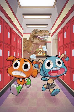 The Amazing World of Gumball #8 by missypena.deviantart.com on @DeviantArt