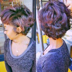 Birthday hair is always fabulous! 😘😍 #thecutlife #voiceofhair #thechoppedmobb #thehairchronicles #myhaircrush #getcreme #mobhair #designessentials #nairobihair #mrskj5 #getpolished