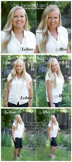 Posing Tips For Photos