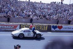 1962 LM n°21 Ferrari 250 GT Expérimentale