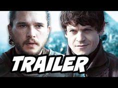 Game Of Thrones Season 6 Episode 9 Trailer Breakdown - Battle of The Bastards - YouTube