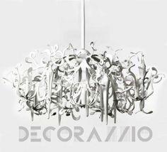 #lighting #celling_lamp #cellinglamp #interior #design Светильник  потолочный подвесной Brand Van Egmond Icy Lady, ILC80W изображение