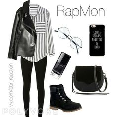 Cute Easy Outfits For School, Simple Outfits, Outfits For Teens, Casual Outfits, Kpop Fashion Outfits, Mode Outfits, Teen Fashion, Korean Fashion, Womens Fashion