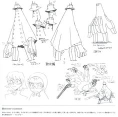 FLCL - Handroid Character Model Sheet, Character Modeling, Character Concept, Character Art, Character Design Animation, Character Design References, Little Busters, Robot Concept Art, Tutorials