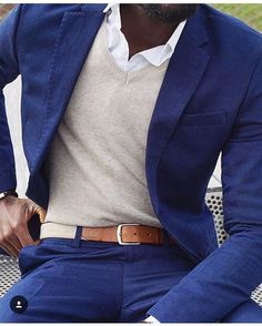 """35 mentions J'aime, 1 commentaires - Daily Inspiration (@fashionmagazine15) sur Instagram: """"#suited #mensfashion #menstyle"""""""