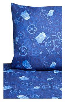 #DoctorWho Tardis Blue Twin Size Sheet Set! #Christmas #Shopping