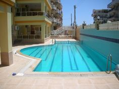 Sun Complex Two, Ground Floor - The complex is situated in a excellent location of Altinkum,  with the main beach and the town centre being within easy reach. This apartment comes fully furnished to a very high standard, making it an excellent key ready apartment….. Hassle free. Price: £49,950