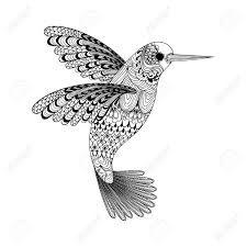 Resultado de imagen para imagenes en blanco y negro de colibries