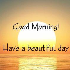 Good morning!  #morning