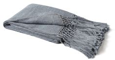 It's getting ready to snow tonight in Colorado! I know right, it's supposed to be Springtime!! Well, tonight is the perfect night to snuggle into a Fibre by Auskin throw. There are many styles, fibres and colors to choose from. Call today for more information.