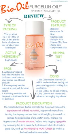 Bio Oil| Product Review  http://breakfreegirl.com/bio-oil-review/