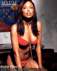 Aisha tyler pictures naked nude consider, that