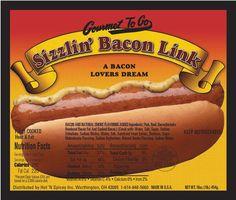 Gourmet bacon to go