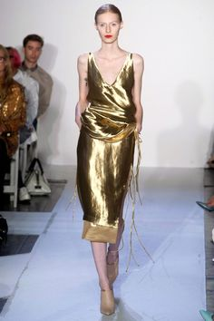 What I like from ALTUZARRA's Spring RTW 2014 collection