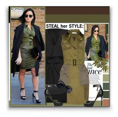 """""""Steal her style: Demi Lovato"""" by aminkicakloko ❤ liked on Polyvore featuring Anja and Altuzarra"""