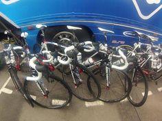 Twitter / EquipeFDJ: Les vélos sont encore bien ...   Cyclisme PRO   Scoop.it