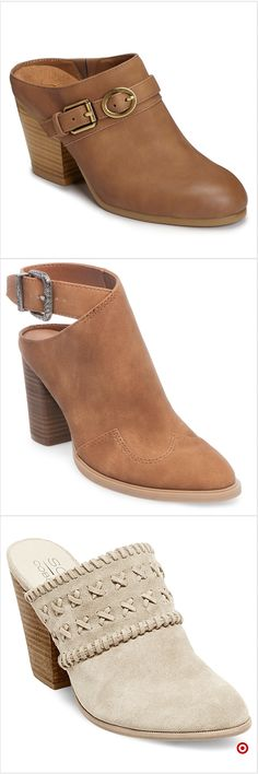 Shop Target for mules you will love at great low prices. Free shipping on orders of $35+ or free same-day pick-up in store.