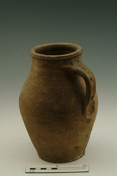 Jug,late 13th-15th century | Museum of London