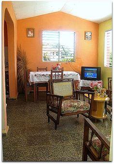 Interior de la vivienda. Vinales, Corner Desk, Furniture, Home Decor, Interiors, Corner Table, Decoration Home, Room Decor, Home Furnishings