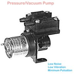 Economical pressure/vacuum source for gas analyzers, medical devices, process samplers and other analytical instrument applications.Air and Gas Pump.http://www.clarksol.com/html/prodspecs015Pump.cfm