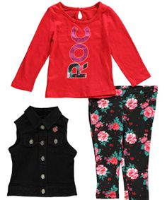 Rocawear Five Piece Set Toddler Outfits Newborn Outfits