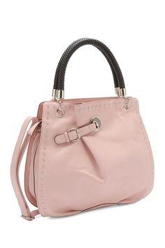 Tosca Handbags Stud Trim Handbag by Be Bright: Handbags on @HauteLook