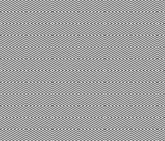 Optical fabric by pacamo on Spoonflower - custom fabric Optical Illusions, Custom Fabric, Spoonflower, Digital, Prints, Illusions, Printmaking