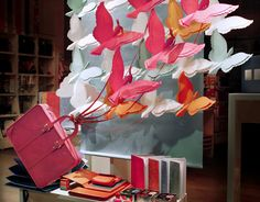 Fabriano Boutique Spring 2011 Installations on the Behance Network