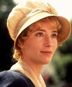 "Emma Thompson as Elinor in movie adaptation of Jane ""Sense and Sensibility"" Emma Thompson, Love Movie, I Movie, Ang Lee, Becoming Jane, Jane Austen Books, Cindy Lou, Kate Winslet, Historical Romance"