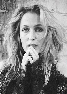 "qilliananderson: "" Gillian Anderson by Matt Holyoak 2016. """