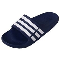 88202a8c8d8209 Adidas Duramo Slide Green Mens Sandal Slides Comfortable Slippers ...