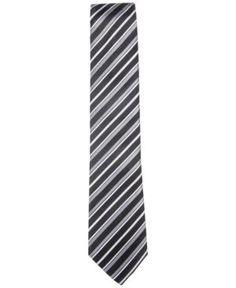 Countess Mara Men's Jordan Stripe Tie - Black