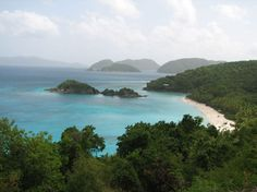 Best Beaches in the US Virgin Islands : Sightseeing, Things To Do, Top Attractions | Caribbean Things to Do