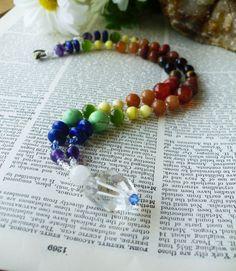 Chakra Balancing Metaphysical Crystal Rainbow. Make!