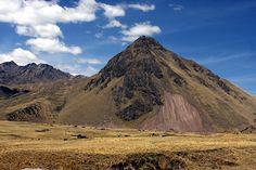 Che Guevara and South America: Country side near Juliaca, Peru. Photo by Bruce Tuten