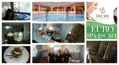 The all new Euro Spa Escape Package : available at The Culloden Estate & Spa and the Slieve Donard Resort and Spa :  a wee slice of paradise during the Euros 16!  Read our review at